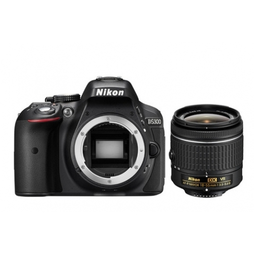 Nikon D5300 Kit (AF-P 18-55 VR)